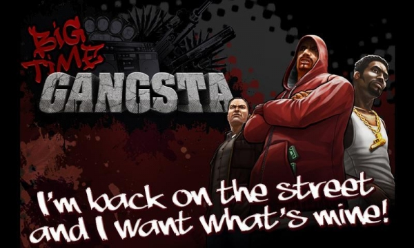 街头风云 无限金币版 Big Time Gangsta-截图