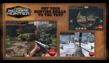 坎贝拉猎人 修改版 Cabela's Big Game Hunter-截图
