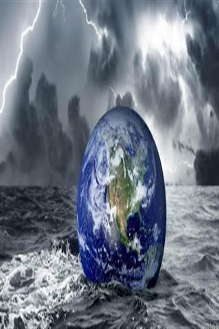 3d地球壁纸图片