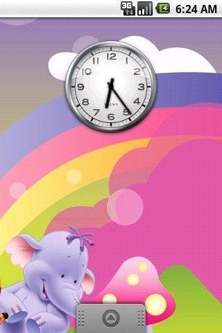 本软件精选可爱小熊维尼,跳跳虎卡通壁纸,横屏竖屏均有.