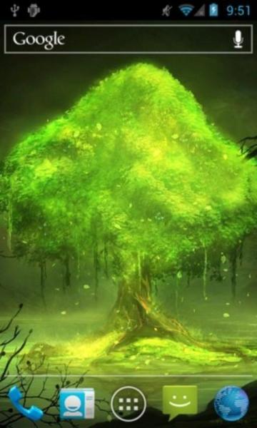 世界之树-动态壁纸 v1.0