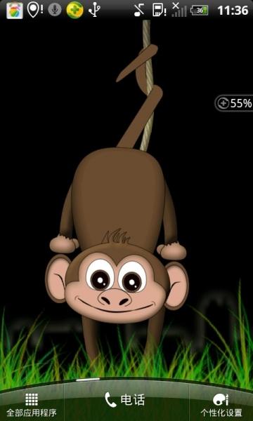 猴子动态壁纸 v2.