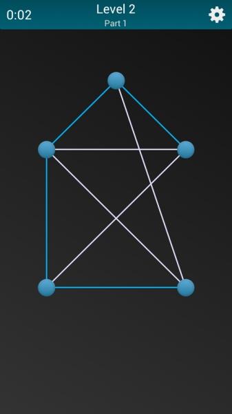 矢量图大脑线段