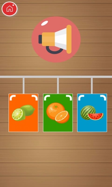 宝宝游戏学水果-截图