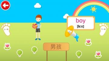 快乐宝宝学英语-截图