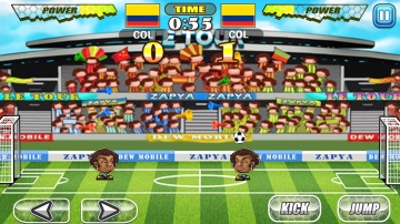 格斗足球-截图