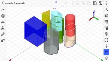 CAD建模号-截图