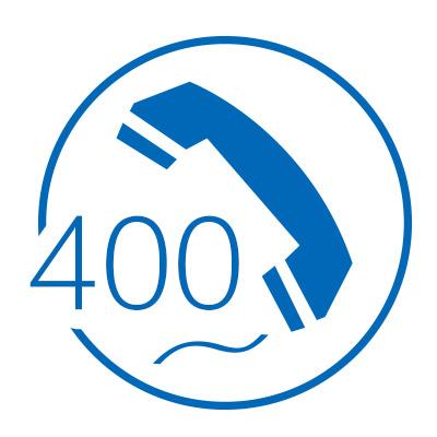 400服务中心