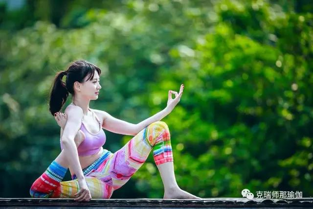 灵沁瑜伽共享圈
