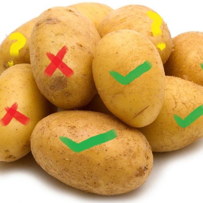 卖土豆李斯特
