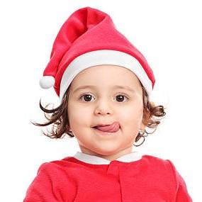 P个圣诞帽