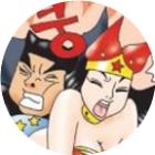 少女日式漫画有点污
