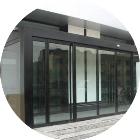哈尔滨金城玻璃亿豪金属装饰