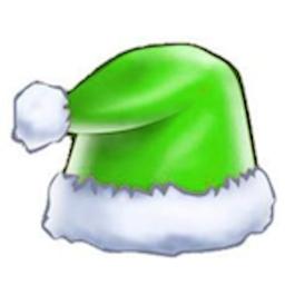 圣诞头像帽