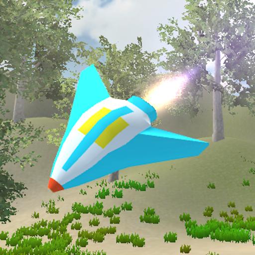 完不成的飛行3D