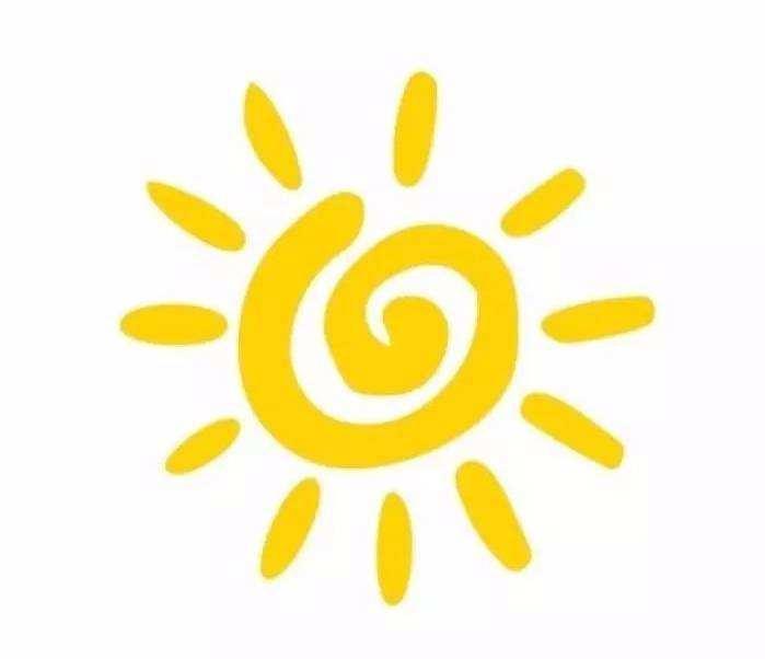 小太阳模板
