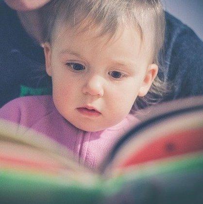 宝宝读绘本